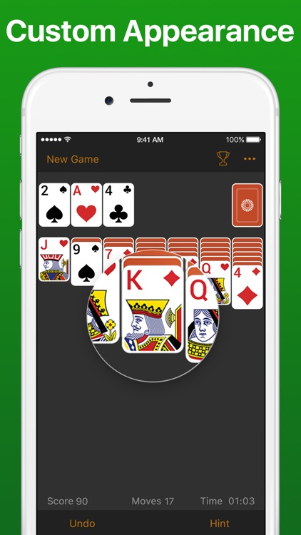 Solitaire – Classic Card Game