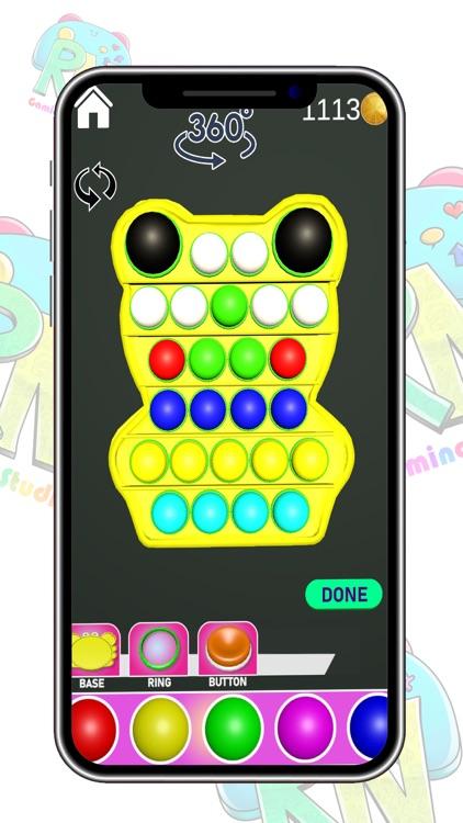 DIY Pop it Fidget toy! ASMR screenshot-6