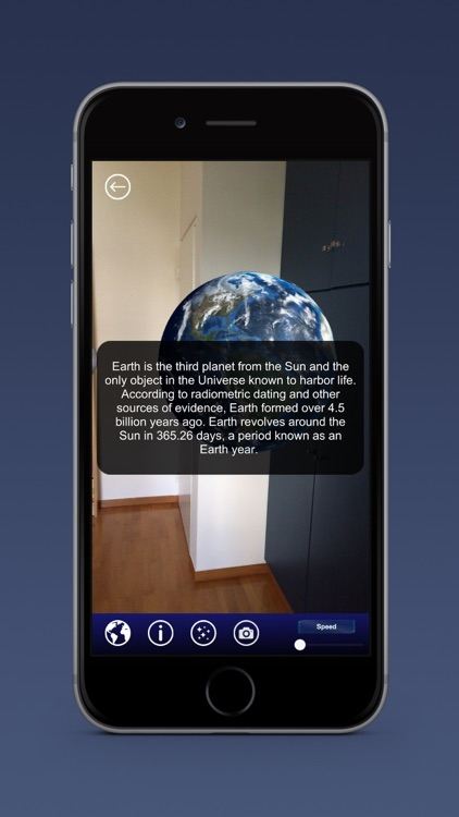 solAR - The planets in AR screenshot-5