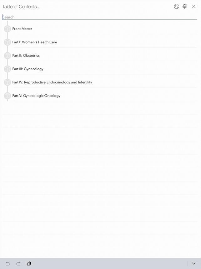 John Hopkins Manual of Gyn Ob on the App Store