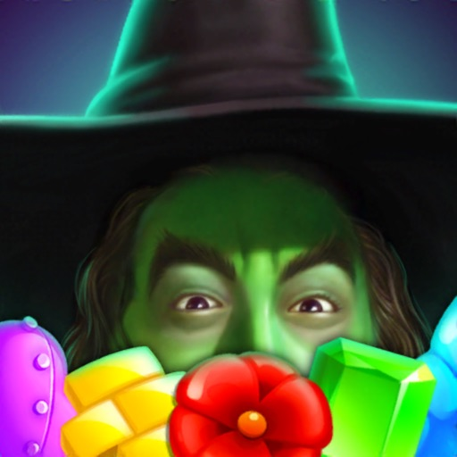 The Wizard of Oz Magic Match 3 image