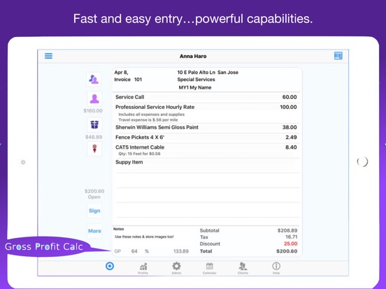 Invoice Maker Pro Business App Price Drops - What is an invoice price for service business