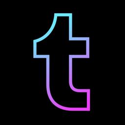 Ícone do app Tumblr – Cultura, Arte e Caos