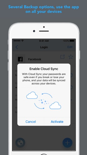Password Secure Manager App on the App Store