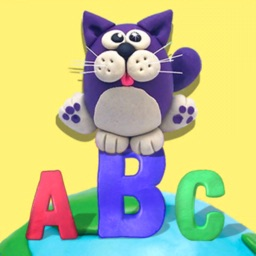 Clay Alphabets And Animals