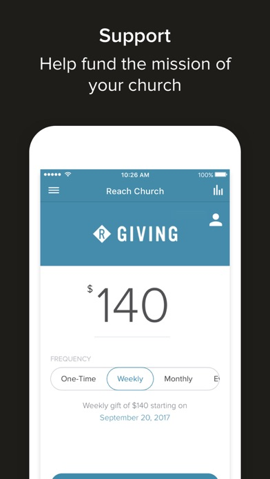 The Church App screenshot 4