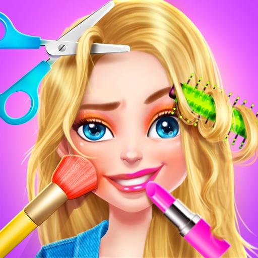 Merge Makeover: Makeup Games