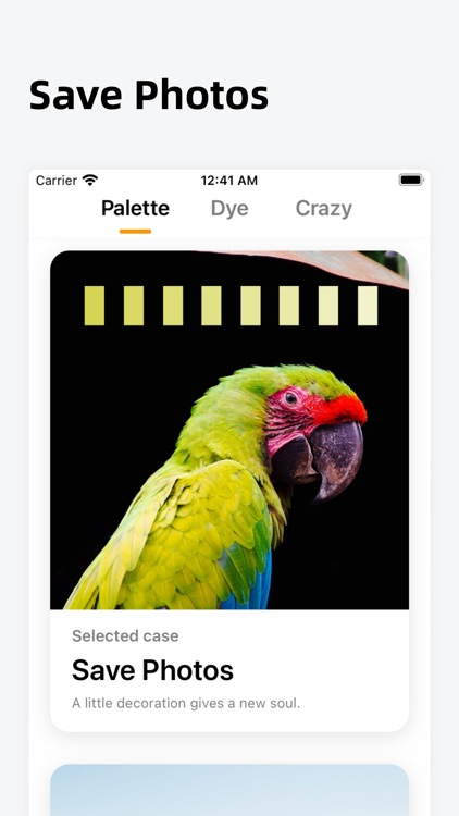 ColorCard 3.0 screenshot-4