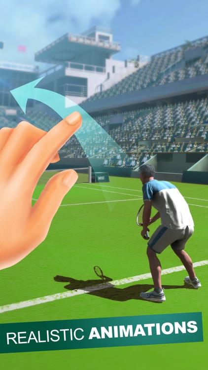 Top Shot: Tennis Games 2018