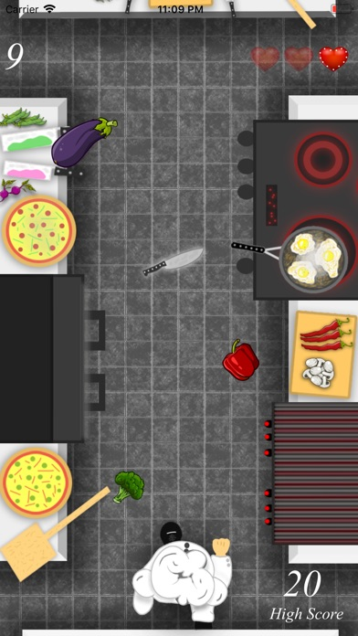 Bibble's Kitchen Screenshot 1