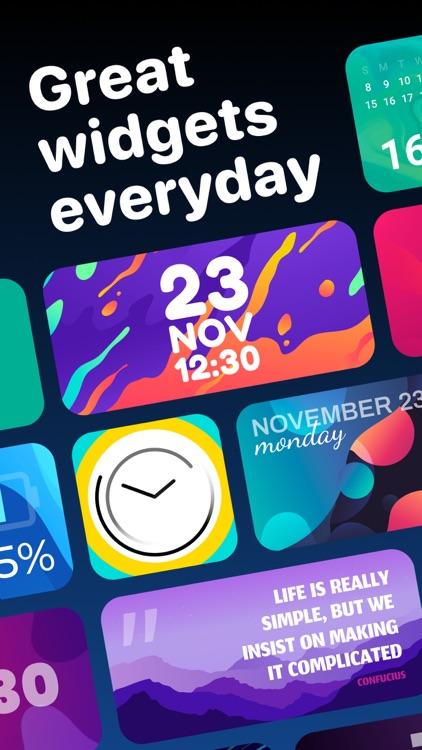 Widget | Countdown & photo screenshot-6
