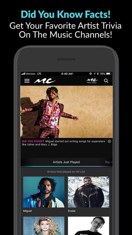 Music Choice screenshot-3