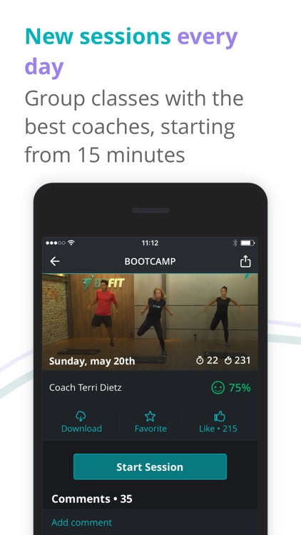 BTFIT Home Workout Fitness App