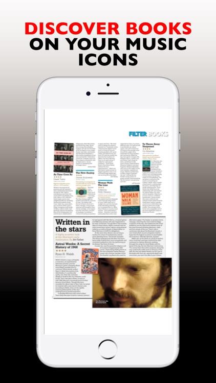 Mojo: The Music Magazine screenshot-8