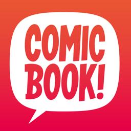 Ícone do app ComicBook!