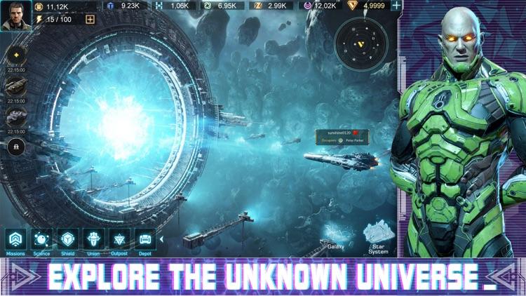 Infinite Galaxy screenshot-4