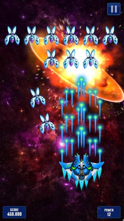 Galaxy Attack: Space Shooter screenshot-4