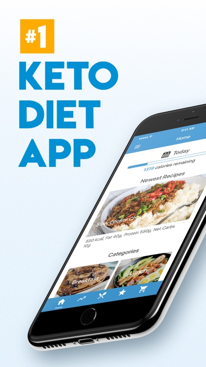Total Keto Diet: Low Carb Diet screenshot-0
