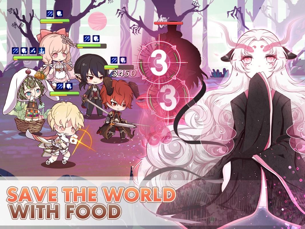 Food Fantasy - Online Game Hack and Cheat | Gehack com