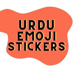 Urdu Emoji Stickers