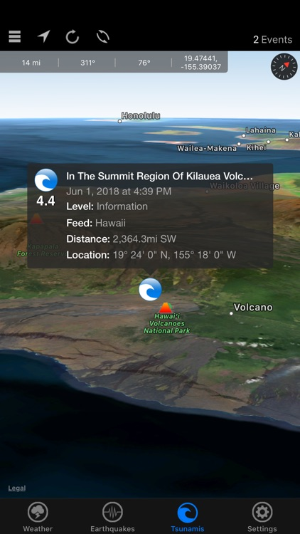Natural Disaster Maps screenshot-4