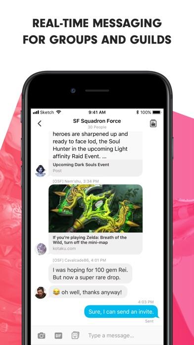 The N3TWORK screenshot 3