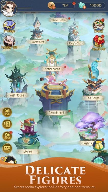 Ode To Heroes screenshot-5