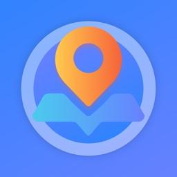 定位-手机定位软件查找家人位置