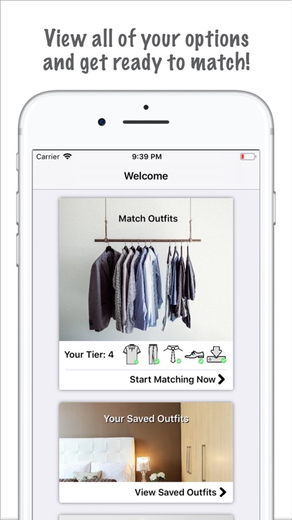 Clothes Matcher Pro screenshot-1