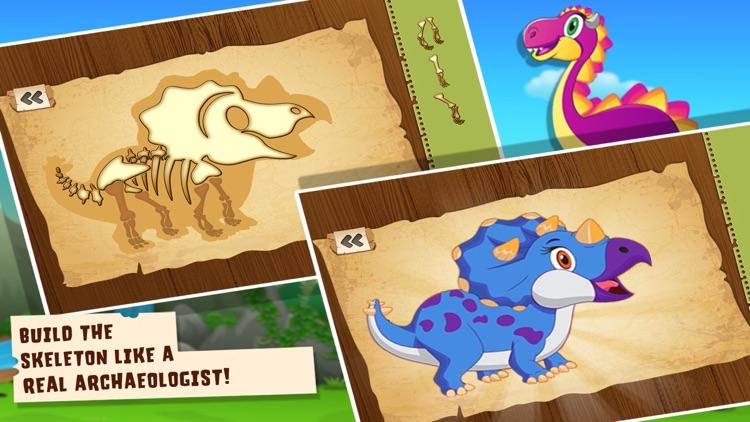 Kids Dinosaur toddler Games