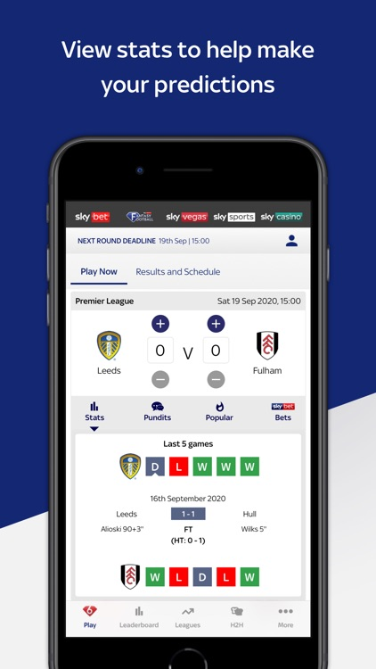 Soccer Saturday Super 6 screenshot-4