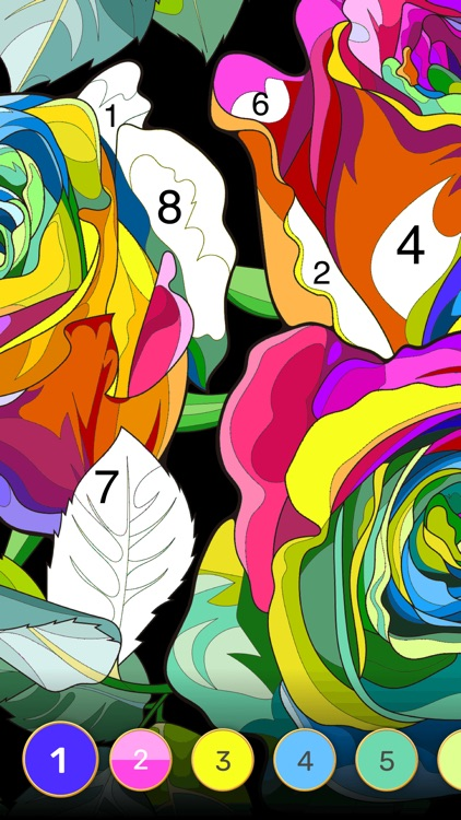 Color Flow - Paint by Number