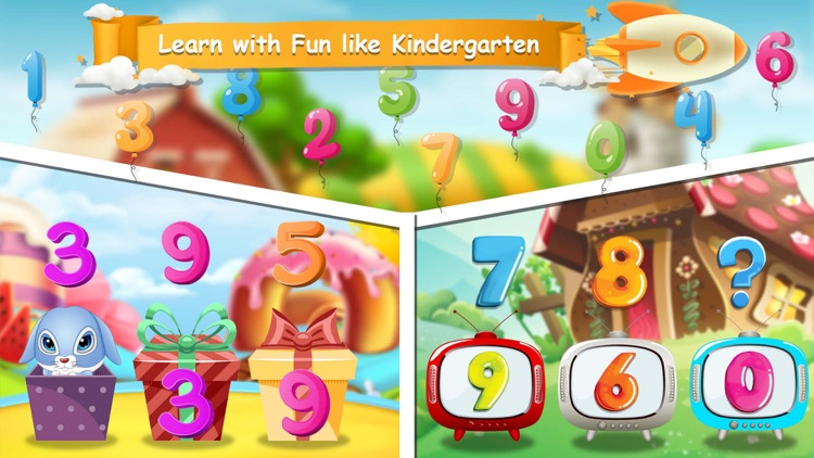Learn 123 Numbers For Kids screenshot-4