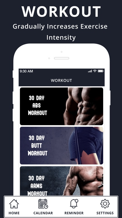 Home Workouts - Lose weight