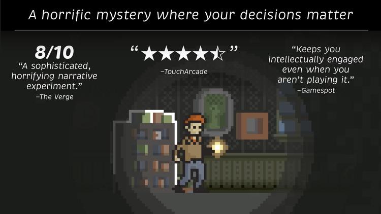 Home - Unique Horror Adventure screenshot-0