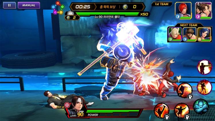 킹 오브 파이터 올스타 screenshot-3