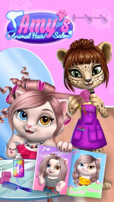 Amy's Animal Hair Salon screenshot 2