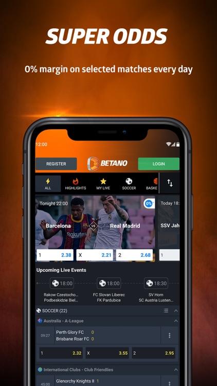 Betano - Online Betting screenshot-4