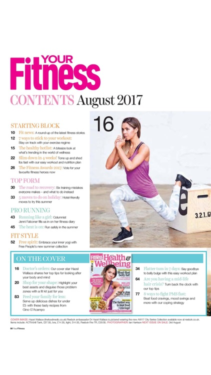 Your Fitness Magazine