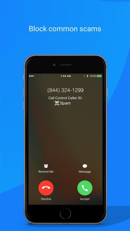 Call Control!