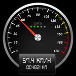 Compteur de vitesse GPS intell pour pc