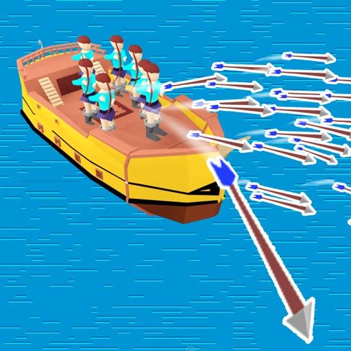 Defence Boat icon