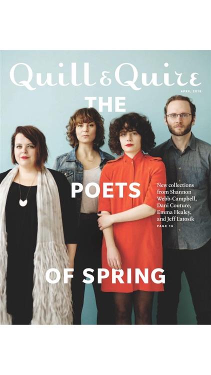 Quill & Quire Magazine
