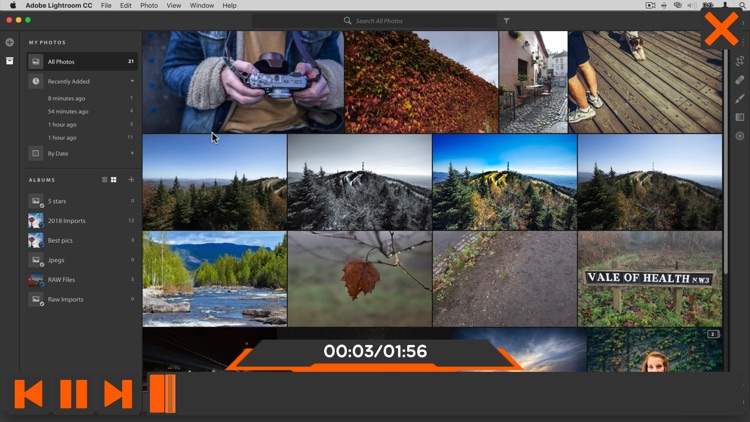Advanced Course For Lightroom screenshot-3