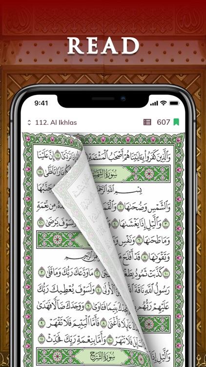 Al Quran by Quran Touch screenshot-7