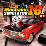 Hack Car Mechanic Simulator 18