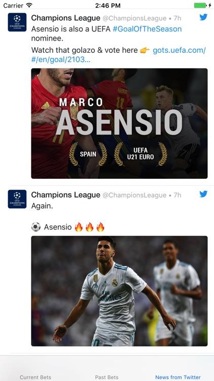 Soccer Betting Tips EPL 2018 screenshot-3