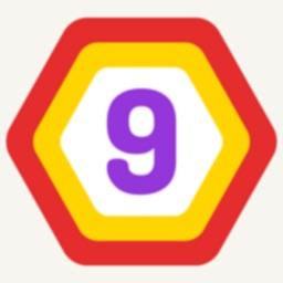 六角拼图 - UP 9