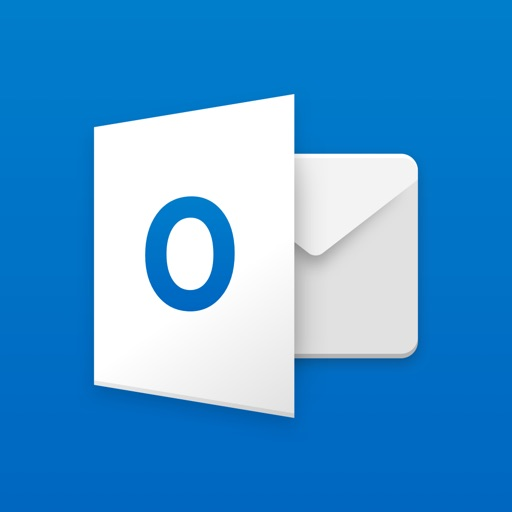 Microsoft Outlook app for iphone