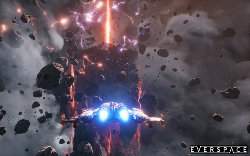 《EVERSPACE™》星光版 for Mac